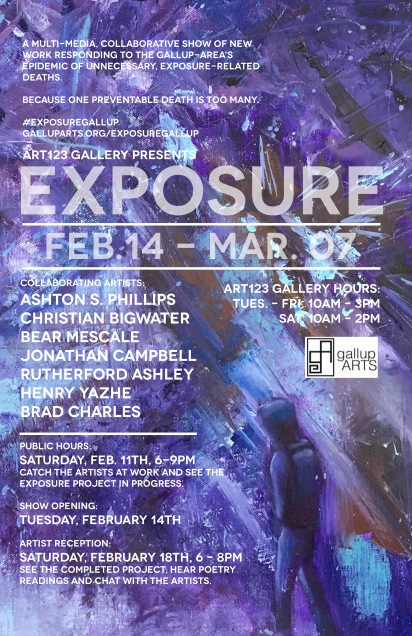Exposure-flyer