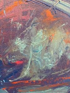 Dancing Flock - Detail