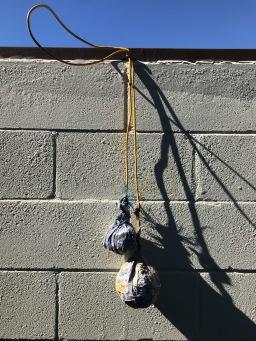 Hung (wall installation)